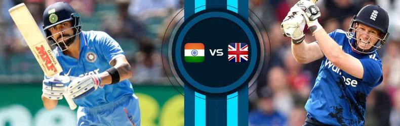 2090 ரன்கள் குவித்து இந்தியா - இங்கிலாந்து அணிகள் சாதனை !
